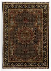 Sale 8760C - Lot 25 - An Afghan Tabriz Design Wool Pile, 357 x 256cm