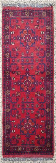 Sale 8971 - Lot 1080A - Afghan Khal Mohammadi Runner (170 x 60cm)