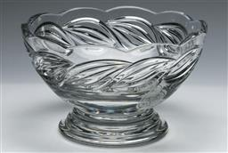 Sale 9173 - Lot 41 - A Carlton United Breweries Sire Stakes glass trophy (H:12cm Dia:20cm)