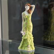 Sale 8336 - Lot 14 - Royal Doulton Figure Pretty Ladies Collection Lucy