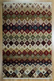 Sale 8657C - Lot 46 - Afghan Chobi 192cm x 125cm