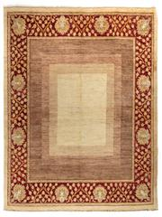 Sale 8715C - Lot 32 - An Afghan Chobi (Natural Dyes) Hand Spun Wool The Rug Is Most Suitable To Australian Interior, 320 x 246cm