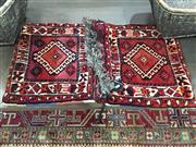 Sale 8822 - Lot 1787 - Eastern Wovern Sadle Bags