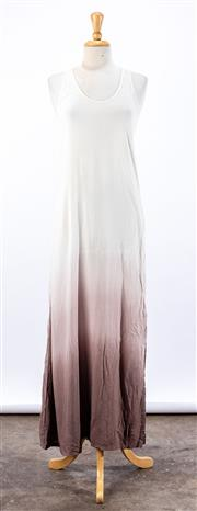 Sale 8891F - Lot 49 - A Damir Doma Silent ombre-printed sleeveless sundress, size small (as new, with tags)