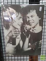 Sale 8421 - Lot 1015 - Promotional Poster of 2 Vocalists (35.5cm x 26.5cm)