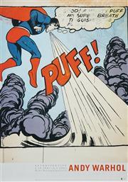 Sale 8492A - Lot 5082 - Andy Warhol (1928 - 1987) - Superman, 1961 (for Neue Nationalgalerie Retrospective 2001/02) 83 x 59.5cm