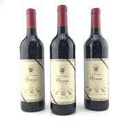 Sale 8628 - Lot 738 - 3x 2010 L Metairie Cuvee Castelasne, Graves