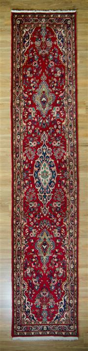 Sale 8672C - Lot 19 - Persian Hamadan 427cm x 97cm