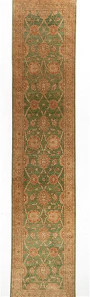 Sale 8760C - Lot 32 - An Afghan Chobi Top Quality, Elegant Design, Natural Dyes, 620 x 135cm