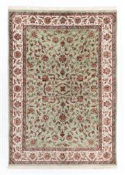 Sale 8790C - Lot 69 - An Indian Wool & Silk Pile, 250 x 170cm