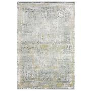 Sale 8912C - Lot 2 - Turkish Woven Mystique Collection 01 Carpet, Silver/Gold, 200x300cm, Viscose/Acrylic