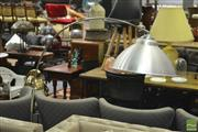 Sale 8440 - Lot 1026 - Modern Arc Lamp