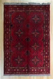 Sale 8657C - Lot 48 - Afghan Khal Mohamadi 150cm x 100cm