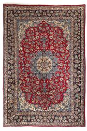 Sale 8715C - Lot 5 - A Persian Najafabad From Isfahan Region, 100% Wool Pile On Cotton Foundation, 432 x 295cm