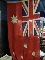 Sale 8582 - Lot 2421 - Australian Red Ensign, Merchant Navy Flag (1)