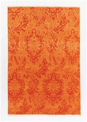 Sale 8780C - Lot 259 - An Indian Chobi Design 100% Wool, 238 x 162cm