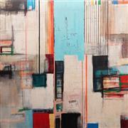 Sale 8867 - Lot 529 - Morten Lassen (1968 - ) - Symbiosis O, 2013 180 x 180 cm