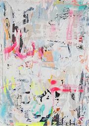 Sale 9042A - Lot 5040 - Cyndi Rogoff - Hustle 76 x 102 cm