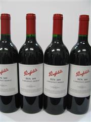Sale 7962A - Lot 1865 - 4x 2000 Penfolds Bin 389 Cabernet Shiraz, South Australia
