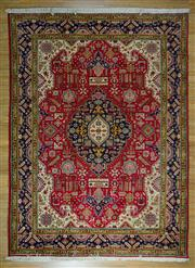 Sale 8657C - Lot 50 - Persian Tabriz 350cm x 260cm