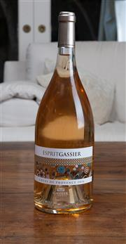 Sale 8694A - Lot 23 - Four 1.5l bottles of Esprit Gassier rose