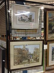 Sale 8789 - Lot 2120 - Pair of Coloured Prints