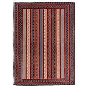 Sale 8860C - Lot 38 - A Persian Fine Mixed Weave, in Handspun Wool 203x151cm