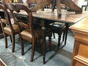 Sale 8868 - Lot 1534 - Timber Dining Table
