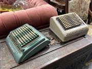 Sale 8896 - Lot 1065 - Adding Machines x 2