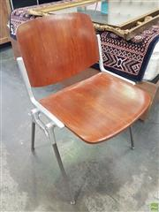 Sale 8601 - Lot 1321 - Set of Four Castelli Chairs, Made in Italy