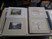 Sale 8613 - Lot 2033 - Quantity of Assorted Engravings of 18th Century Australia
