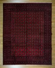Sale 8665C - Lot 80 - Afghan Turkman 350cm x 250cm