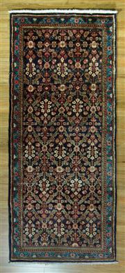 Sale 8672C - Lot 23 - Persian Saruq 270cm x 105cm