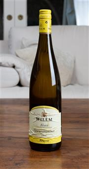 Sale 8694A - Lot 24 - Two bottles of Willm Pinot blanc 2014 Alsace