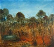 Sale 8722 - Lot 545 - Kevin Charles (Pro) Hart (1928 - 2006) - Untitled, 1966 52 x 59cm