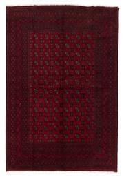 Sale 8790C - Lot 43 - An Afghan Turkaman Design 100% Wool Pile, 300 x 200cm