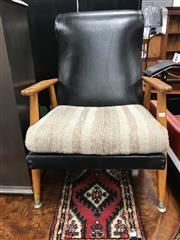 Sale 8868 - Lot 1594 - Pair of Retro Armchairs