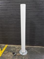 Sale 9022 - Lot 1078A - Flourescent Floor Lamp (h:185cm)