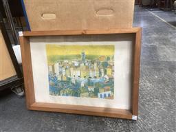 Sale 9101 - Lot 2059 - Vincent Gayet - Venice la Jolie - Etching ed 66/100