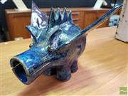 Sale 8493 - Lot 1070 - Australian Pottery Flying Pig