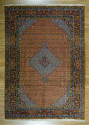 Sale 8657C - Lot 52 - Persian Tabriz 285cm x 200cm