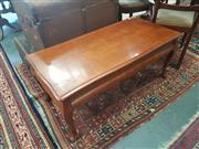 Sale 8676 - Lot 1170 - Coffee Table on Cabriole Legs