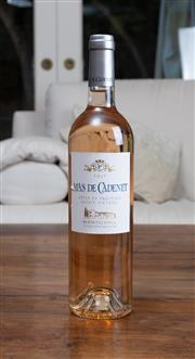 Sale 8694A - Lot 25 - Two bottles of Mas de Cadenet sainte Victoire rose 2017