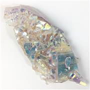 Sale 8758 - Lot 49 - Platinum Vapour Coated Quartz