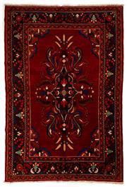Sale 8780C - Lot 262 - A Persian Nahavand 100% Wool Pile, 240 x 165cm