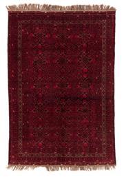 Sale 8790C - Lot 58 - A Vintage Afghan Kondoosi 100 % Wool Pile, 283 x 194cm