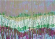 Sale 8980A - Lot 5063 - Una Foster (1912 - 1996) - River Landscape, 1981 44 x 63 cm (frame: 62 x 81 x 3 cm)