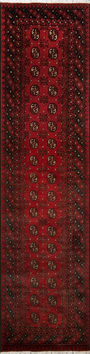 Sale 8353C - Lot 43 - Afghan Turkman 290cm x 80cm