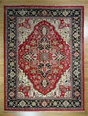 Sale 8672C - Lot 25 - Afghan Chobi 275cm x 360cm
