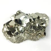 Sale 8758 - Lot 45 - Pyrite Crystal, Peru